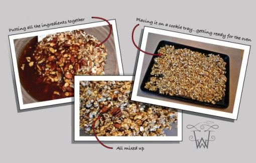 Granola.process.3images