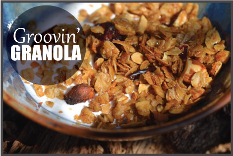 Granola.yogurt.bowl